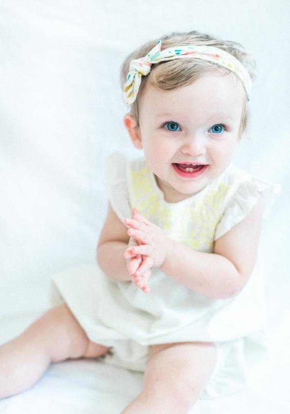 Eleanora | 11 Months Old » Little Blair Blog